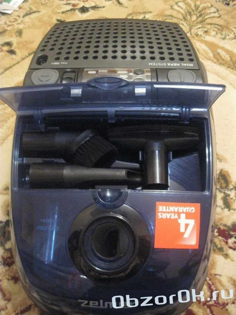 Пылесос для сухой уборки zelmer zvc370ht pet pro