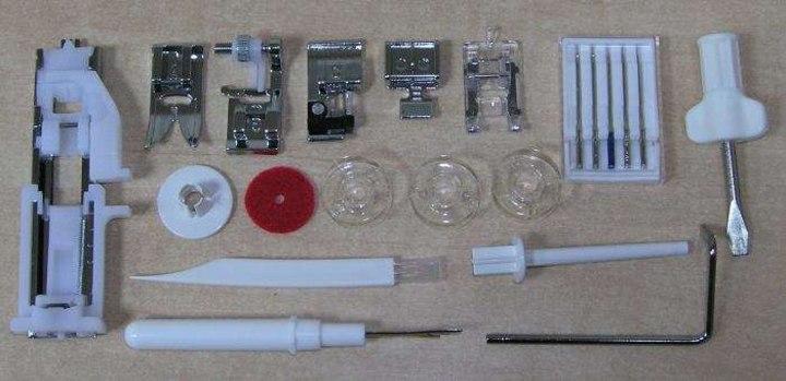 Janome Sewist 525 S инструкция - фото 6