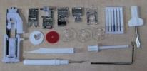 Обзор швейной машинки для дома Janome Sewist 525 S / SE 522
