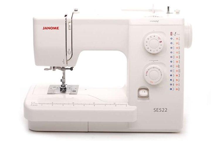 Janome Sewist 525 S инструкция - фото 4