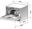 Посудомоечная машина Korting KDF 2095 N: плюсы или минусы - что победит?