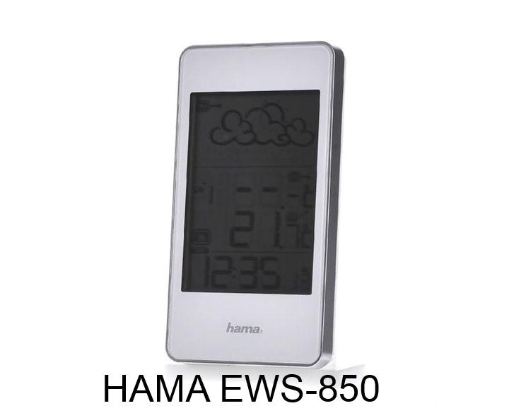 Метеостанция Hama Ews 380 Инструкция - фото 4