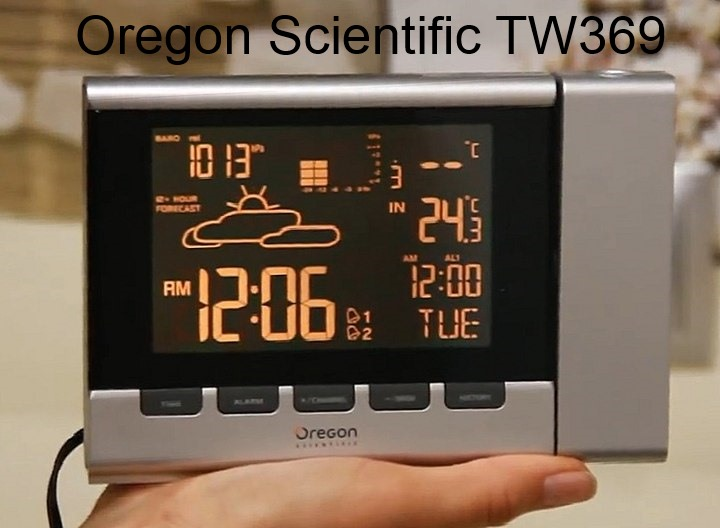 Oregon Scientific TW369