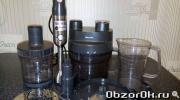Блендер PHILIPS HR1689/90 - подробный отзыв о моем кухонном помощнике