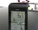 Отзыв о стильной метеостанции Oregon Scientific BAR808HG с встроенной солнечной батареей