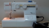 Швейная машинка Janome My Style 100 - множество возможностей по приемлемой цене