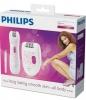 Эпилятор Philips HP6549 - целый набор по уходу за телом по доступной цене