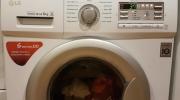 Сломался подшипник у стиральной машины LG F10B8ND