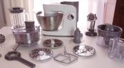 Кухонный комбайн Kenwood MultiOne KHH326WH -супер находка для дома и дачи