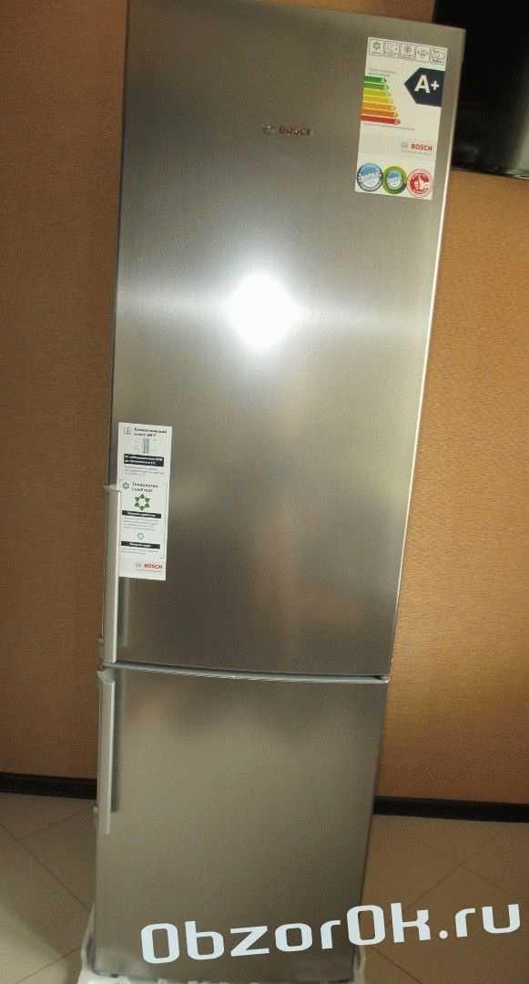 холодильник Bosch Kgs39xl20 отзывы и обзор с фото и видео