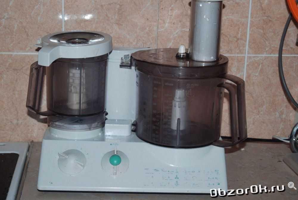 Braun Combimax 700 отзыв о кухонном комбайне после 10 лет эксплуатации