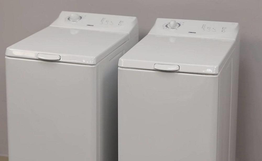 Недорогие вертикальные стиральные машины